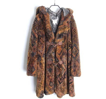 BYBLOS fur coat(Italy made)