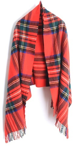 Glen Prince blanket(Scotland made)