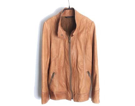 abahouse lamb leather jacket