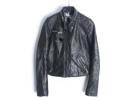 SLY water buffalo jacket