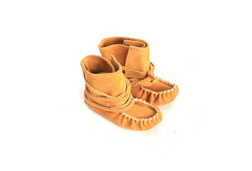 BABY leather shoes(CANADA made)
