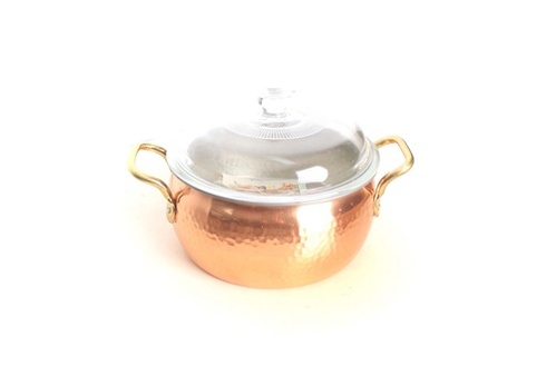 Solid copper pot(NEW)