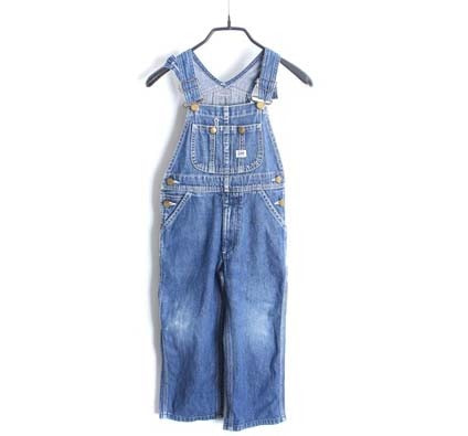 LEE overalls(KIDS 100size)