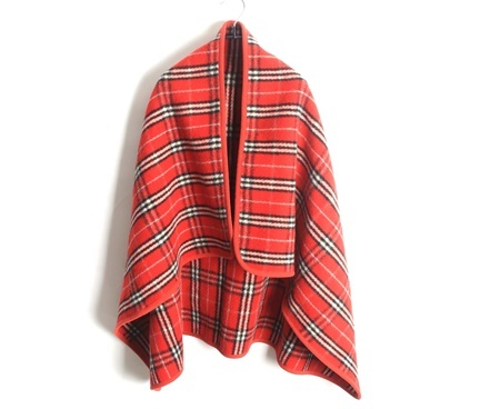 Burberry wool blanket