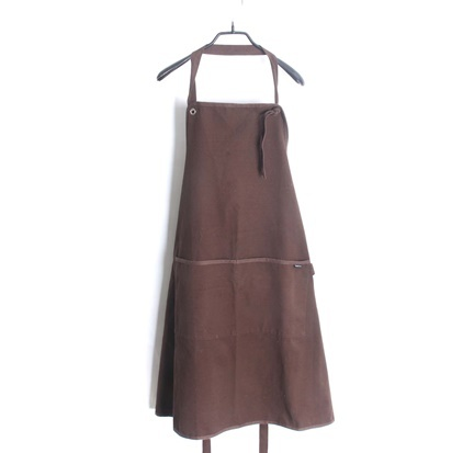 francfranc hard cotton apron