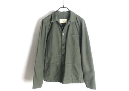 ZUCCa TRAVAIL jacket(France made)